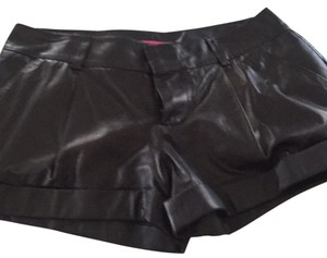 Alice + Olivia Mini/Short Shorts Dark brown