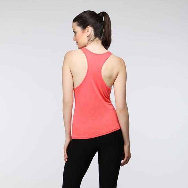 Yelete Cotton Summer Casual Comfortable Top Coral Image 1