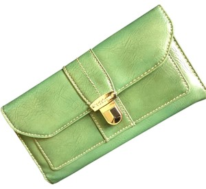 Liz Claiborne Trifold Wallet with Checkbook Holder Insert