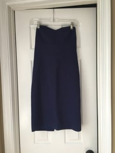 Ann Taylor Navy Blue Dress