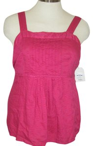 Merona Top PINK DEEP ROSE