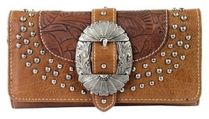 Montana West MW149-W002 Montana West Western Tooling Collection Wallet
