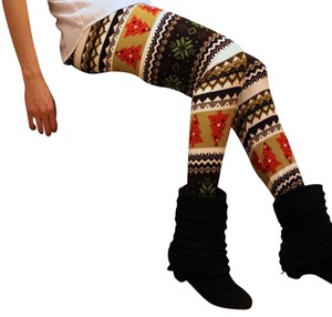 christmas trees Leggings