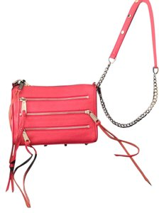 Rebecca Minkoff Pink Hip Cross Body Bag