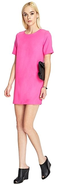 Preload https://item2.tradesy.com/images/forever-21-hot-pink-shift-above-knee-short-casual-dress-size-4-s-1462416-0-0.jpg?width=400&height=650