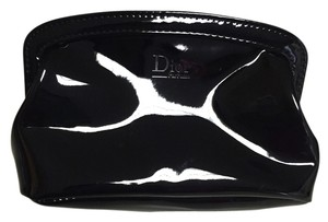 Dior NWOT patent leather cosmetic case.