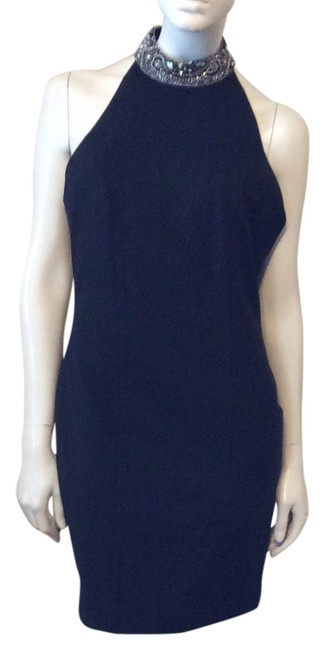 Preload https://img-static.tradesy.com/item/14624347/haute-hippie-black-above-knee-night-out-dress-size-8-m-0-1-650-650.jpg