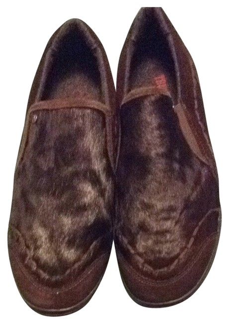 Item - Brown Johnny Pony Flats Size US 13 Regular (M, B)