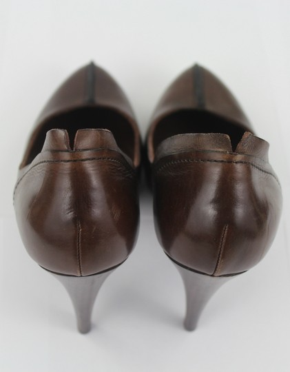 Guillaume Hinfray Brown Pumps