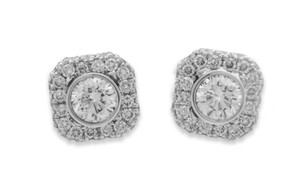 Greg Ruth Diamond Studs.