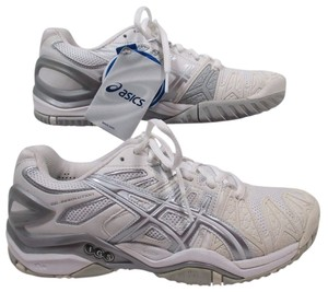 Asics Brand New Stable Durable White/Gray Athletic