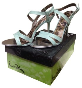 Sam Edelman Light Green Sandals