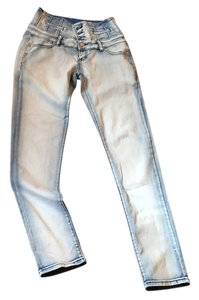Puzzle Denim For Life Straight Leg Jeans
