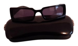 Chanel !!!SALE!!! -Chanel quilted arms rectangle sunglasses