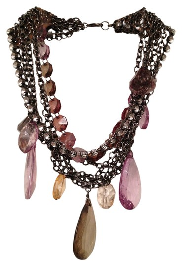 Other Fun statement necklace.