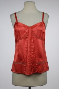 Marc Jacobs Silk Top Red