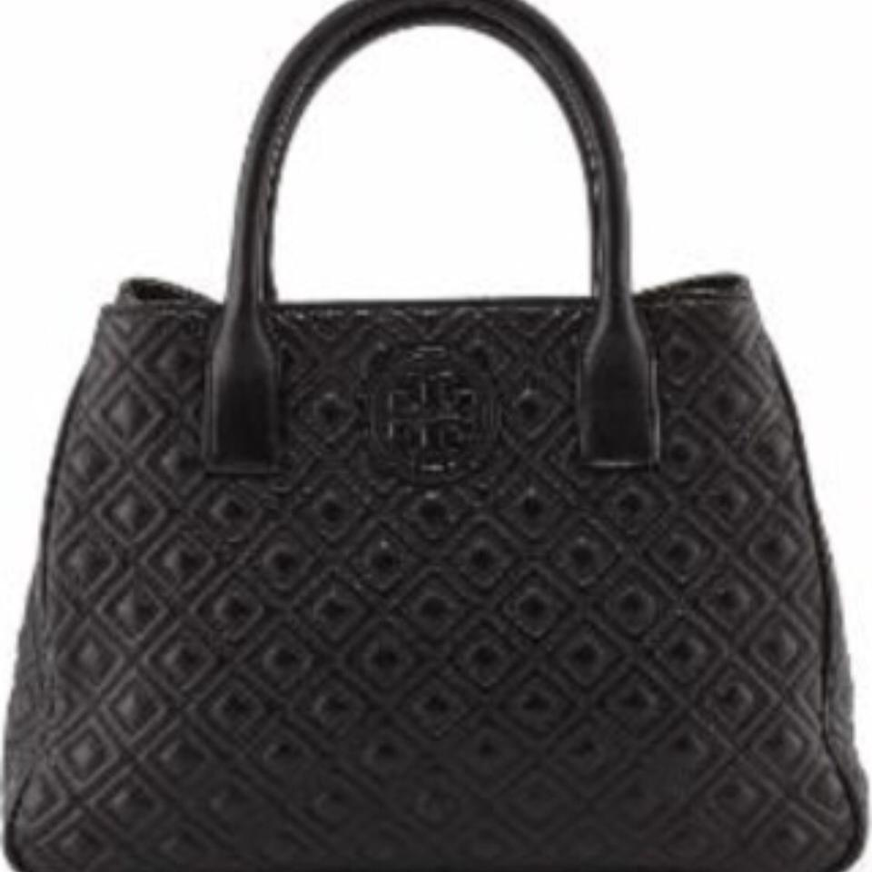 Tory Burch Marion Quilted Tote Tradesy