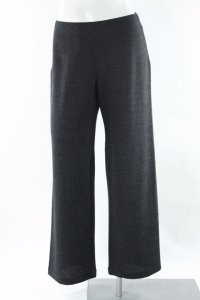 Eileen Fisher Dark Knit Pants