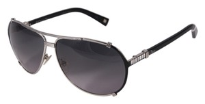Dior Dior Chicago 63MM Metal Aviator Sunglasses