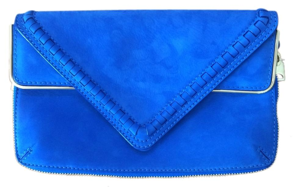 Brian Atwood Carla Cobalt Blue Clutch on Sale, 55% Off | Clutches ...