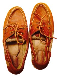 Sperry Brown Mules