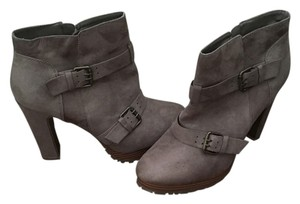 Mossiao Taupe Boots