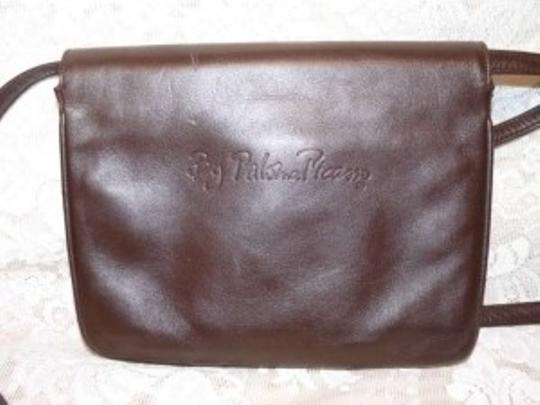 Paloma Picasso Vintage Purse Leather Italy Cross Body Bag