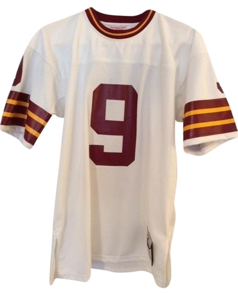 competitive price a2eb9 d625a Mitchell & Ness White Men's Large Retro - Throwback Sonny Jurgensen - #9  Tunic Size 14 (L)