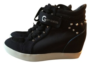 Guess Black Platforms