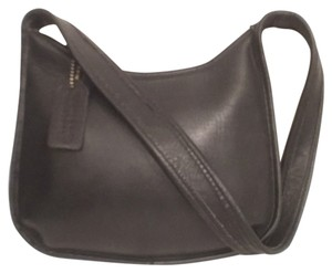 Coach Vintage Leather Hobo Shoulder Bag