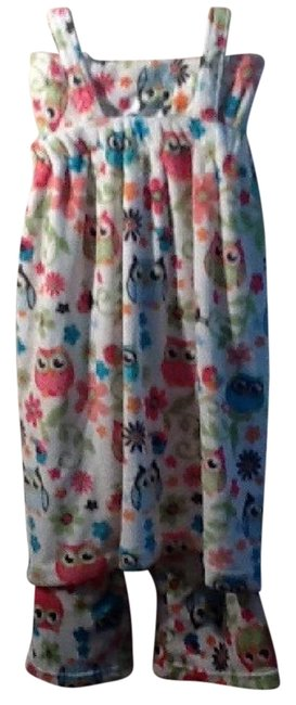 Item - Primary Colors Shower Cover Cover-up/Sarong Size 10 (M)