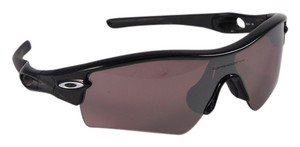Oakley * Oakley Radar Path Black Sunglasses 26-215