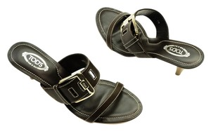 Tod's brown Sandals