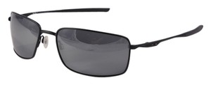 Oakley Oakley Square Wire Matte Black Prescription Sunglasses