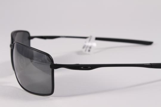 Oakley Oakley Square Wire Matte Black Prescription Sunglasses Image 1