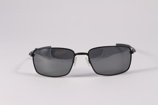 Oakley Oakley Square Wire Matte Black Prescription Sunglasses Image 2
