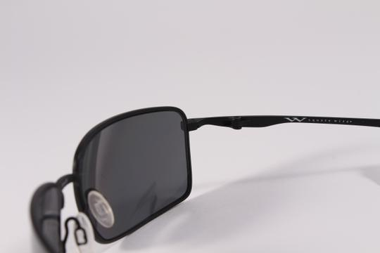 Oakley Oakley Square Wire Matte Black Prescription Sunglasses Image 3