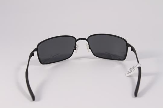 Oakley Oakley Square Wire Matte Black Prescription Sunglasses Image 4