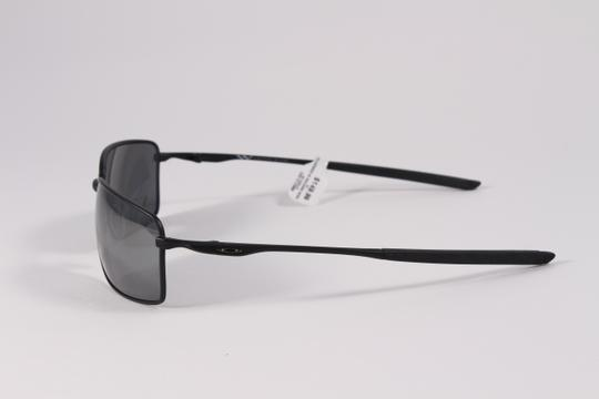 Oakley Oakley Square Wire Matte Black Prescription Sunglasses Image 6