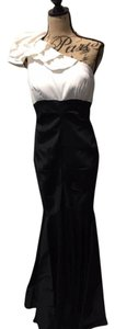 Xscape Long Sleeveless Evening Dress