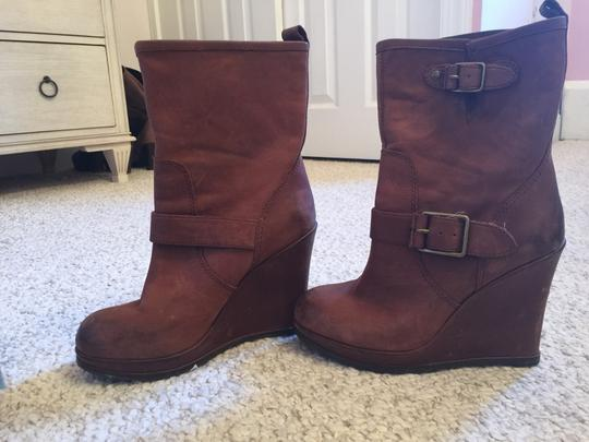 Lucky Brand Clay Boots