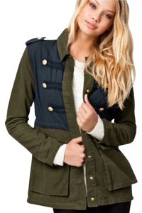 River Island Military Jacket