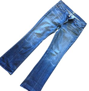 7 For All Mankind Casual Relaxed Fit Jeans-Medium Wash