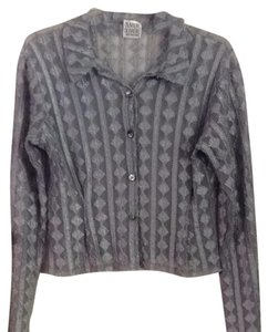 Olivierre Olivierre Soho New York Button Down Shirt Gray