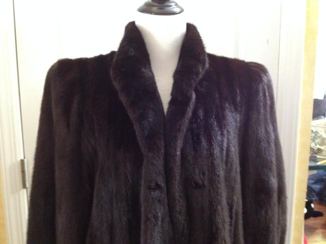 Maximilian Great Condition Mink Chic Classic Fur Coat