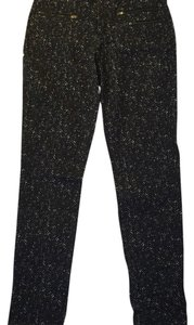 Banana Republic-SOLD Sold Skinny Pants Black with some white print