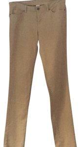London Jean Straight Pants Tan