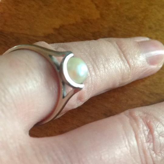 Other Vintage Pearl Ring White Gold