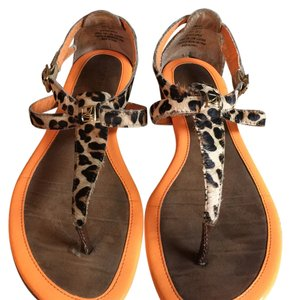 Sperry Animal print Sandals