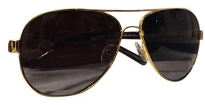 Tory Burch Tory Burch Aviator Gold/Brown TY6010